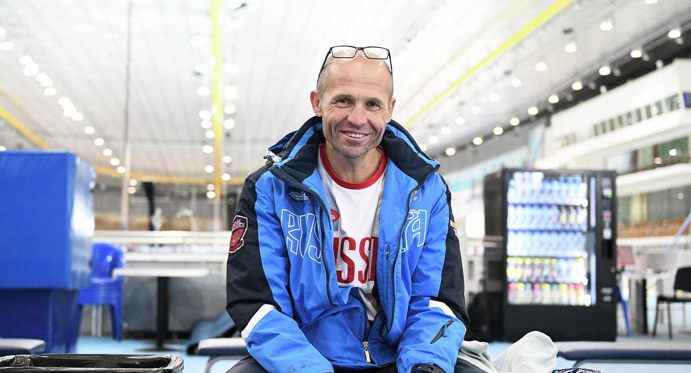 Будущее тренера русских конькобежцев Полтавца определится вконце сезона— СКР