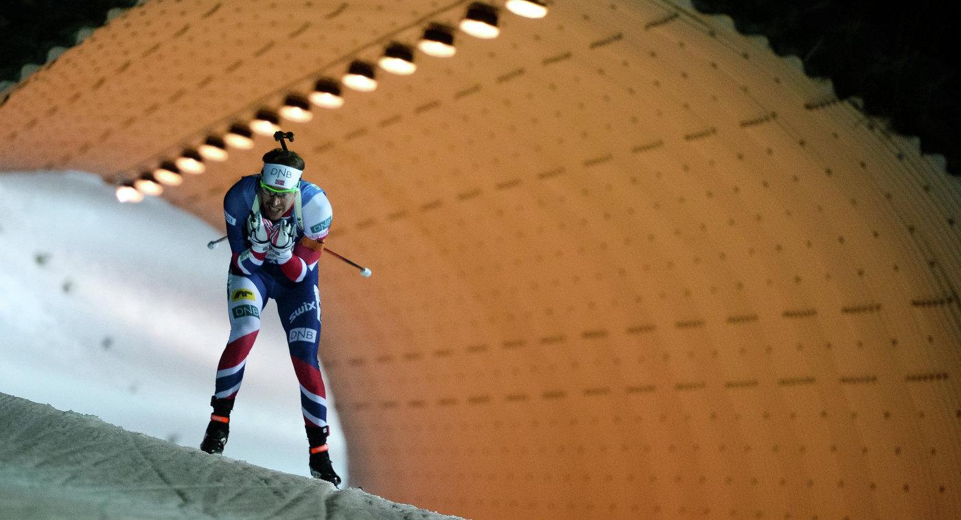 Четырёхкратный олимпийский чемпион побиатлону Свендсен сегодня объявит озавершении карьеры