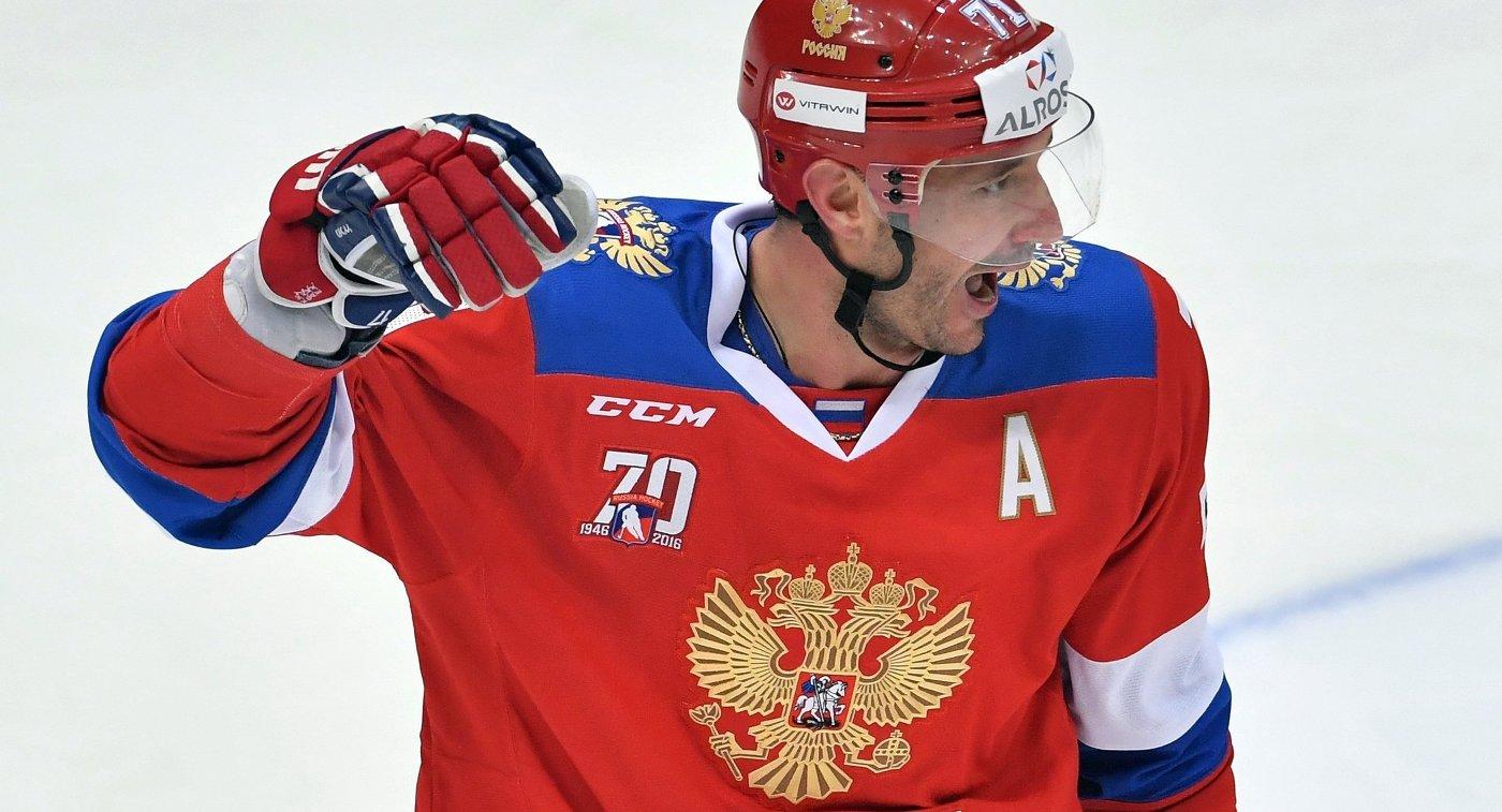 Русским хоккеистам обязательно нужно ехать наОлимпиаду— Ковальчук