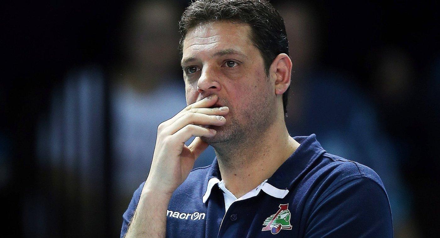 Русский «Локомотив» проиграл итальянской «Перудже» в«Раунде шести» волейбольной Лиги чемпионов