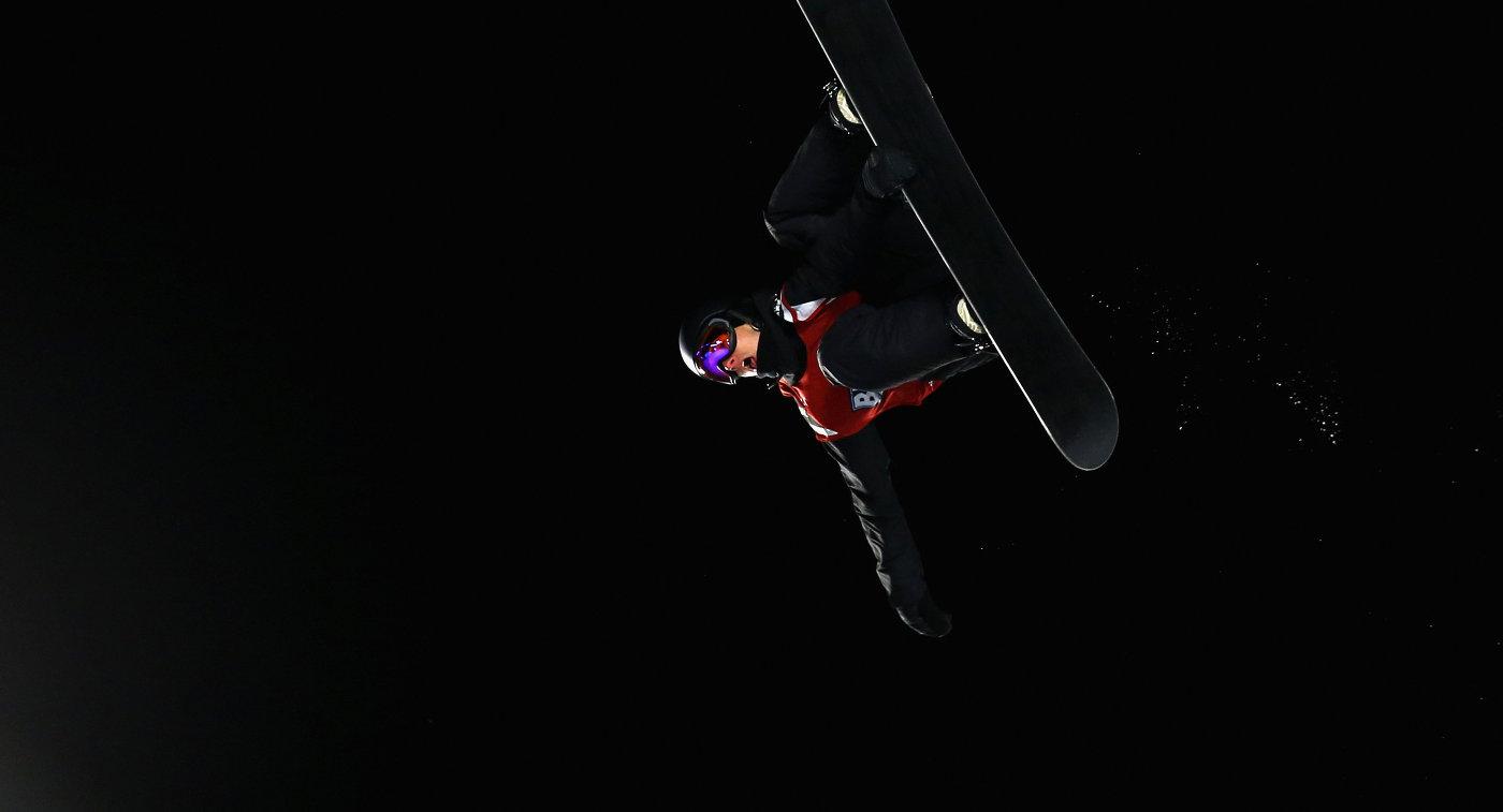 Канадский сноубордист Максанс Парро