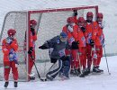 Игроки новосибирского Сибсельмаша