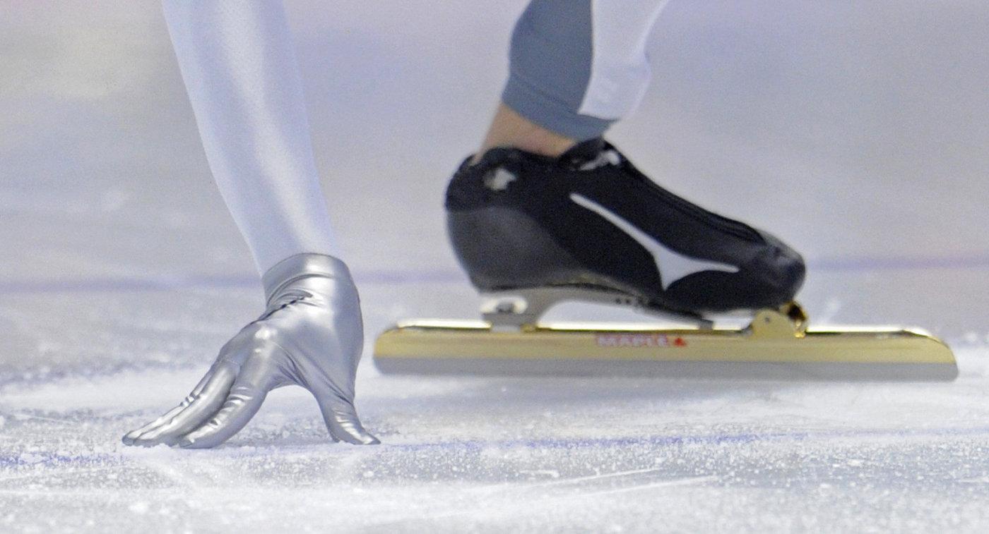 Золотая исеребряная медали начемпионате РФ поконькобежному спорту