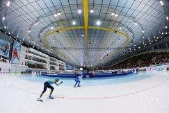 Коломна. Конькобежный спорт