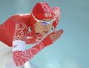 Надежда Асеева на дистанции забега на 500 метров