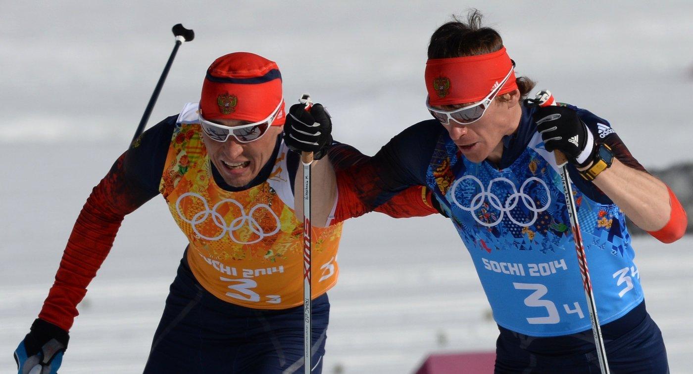 FIS отстранила шестерых русских лыжников от состязаний