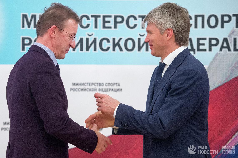 Испытания ГТО на знак отличия высшего достоинства выполнил начальник департамента внутренней политики Ивановской области Евгений Нестеров