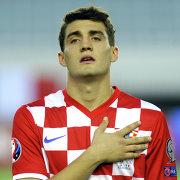 Хорватский полузащитник Матео Ковачич