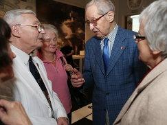 Эдуард Дубов (слева) и Юрий Авербах