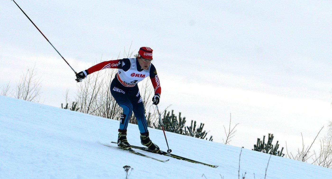 Тюменские лыжники взяли золото гонок вшведском Елливаре