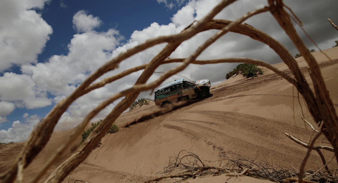 Девятый этап ралли «Дакар» отменен из-за установившейся непогоды