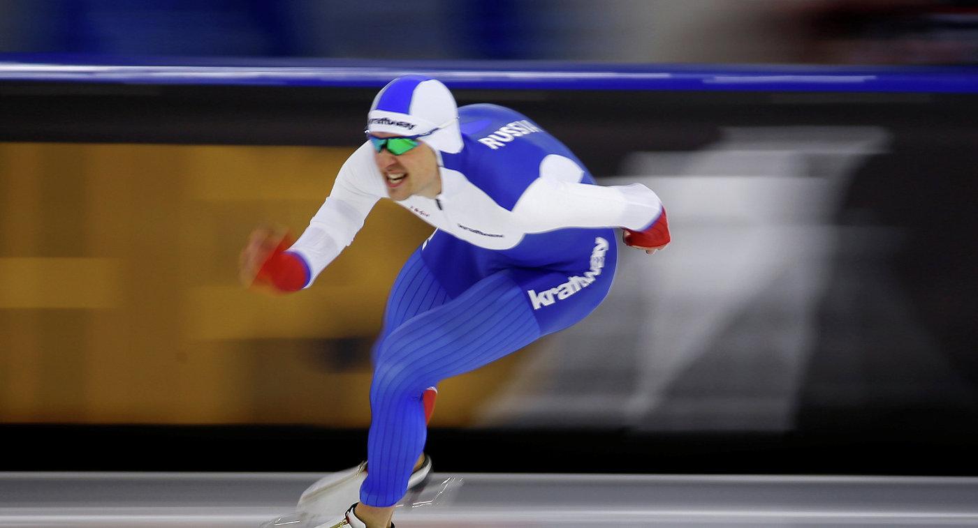 Семериков отобрался настартовые этапы Кубка мира надистанции 5000м
