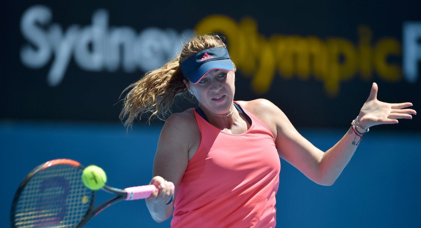 Павлюченкова заменит Кузнецову натеннисном Кубке Хопмана
