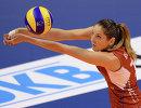 Российская волейболистка Татьяна Кошелева
