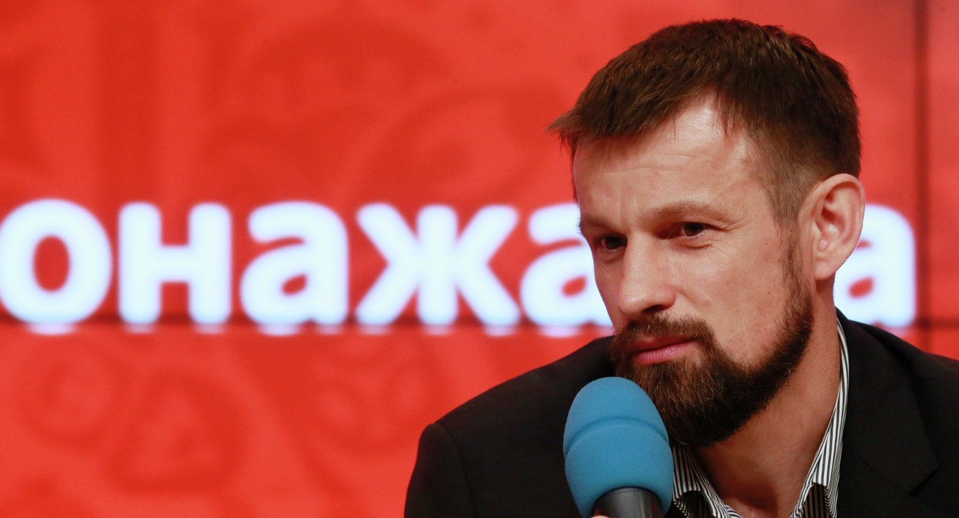 Семак был удостоен премии запомощь детям-сиротам