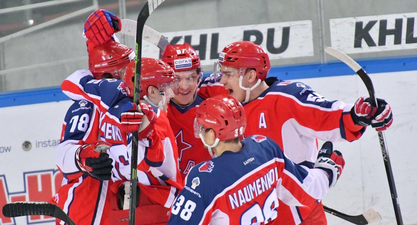 Прогноз на КХЛ: Динамо Москва – ЦСКА – 8 сентября 2018 года