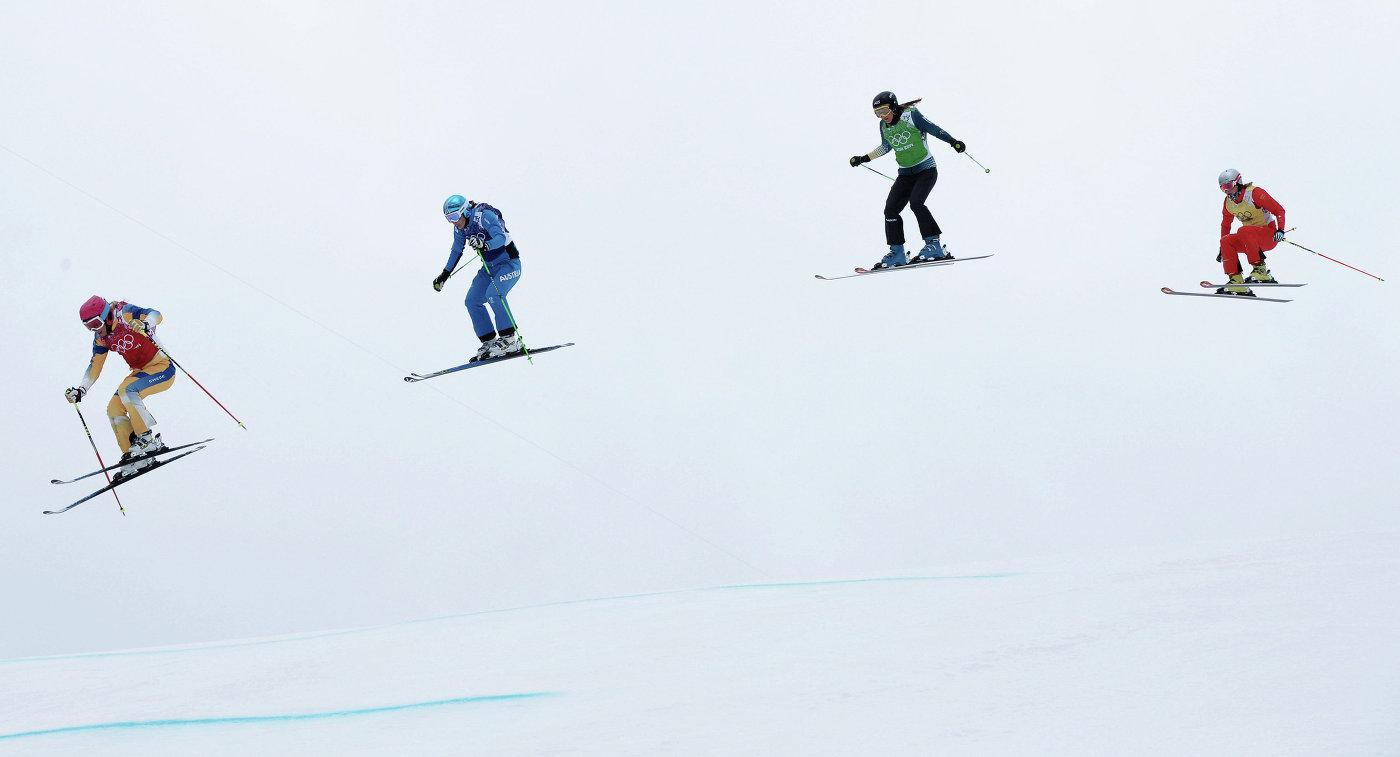 Фристайл. Женщины. Ски-кросс