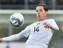 Полузащитник сборной Германии по футболу Себастьян Руди