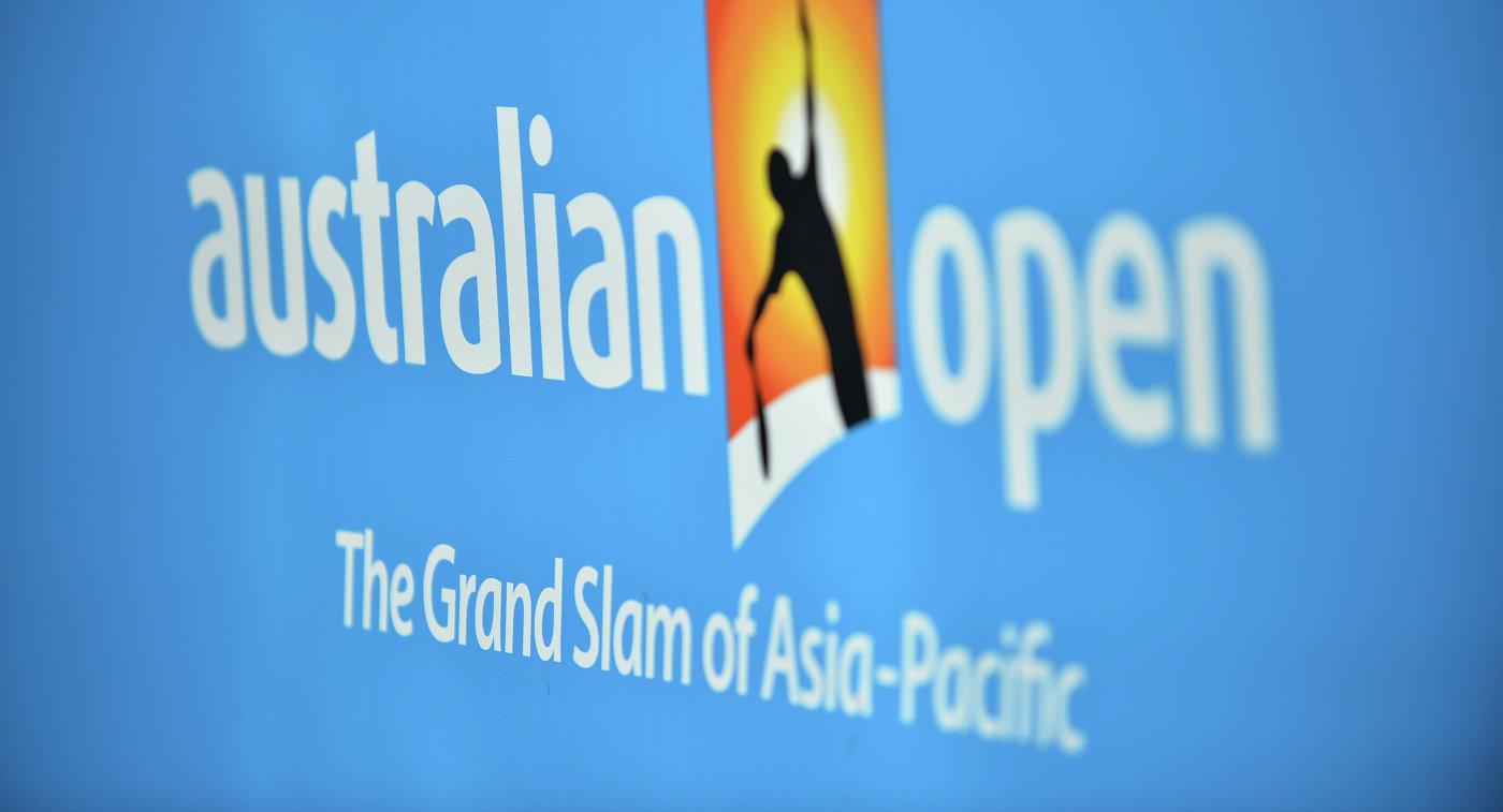 Логотип Открытого чемпионата Австралии по теннису