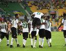 Футболисты сборной Ганы