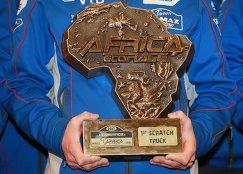 Приз за победу в ралли-марафонах Дакар