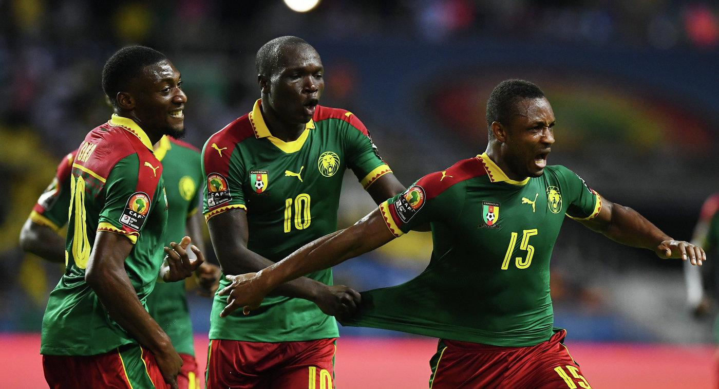 Камерун футбольная сборная