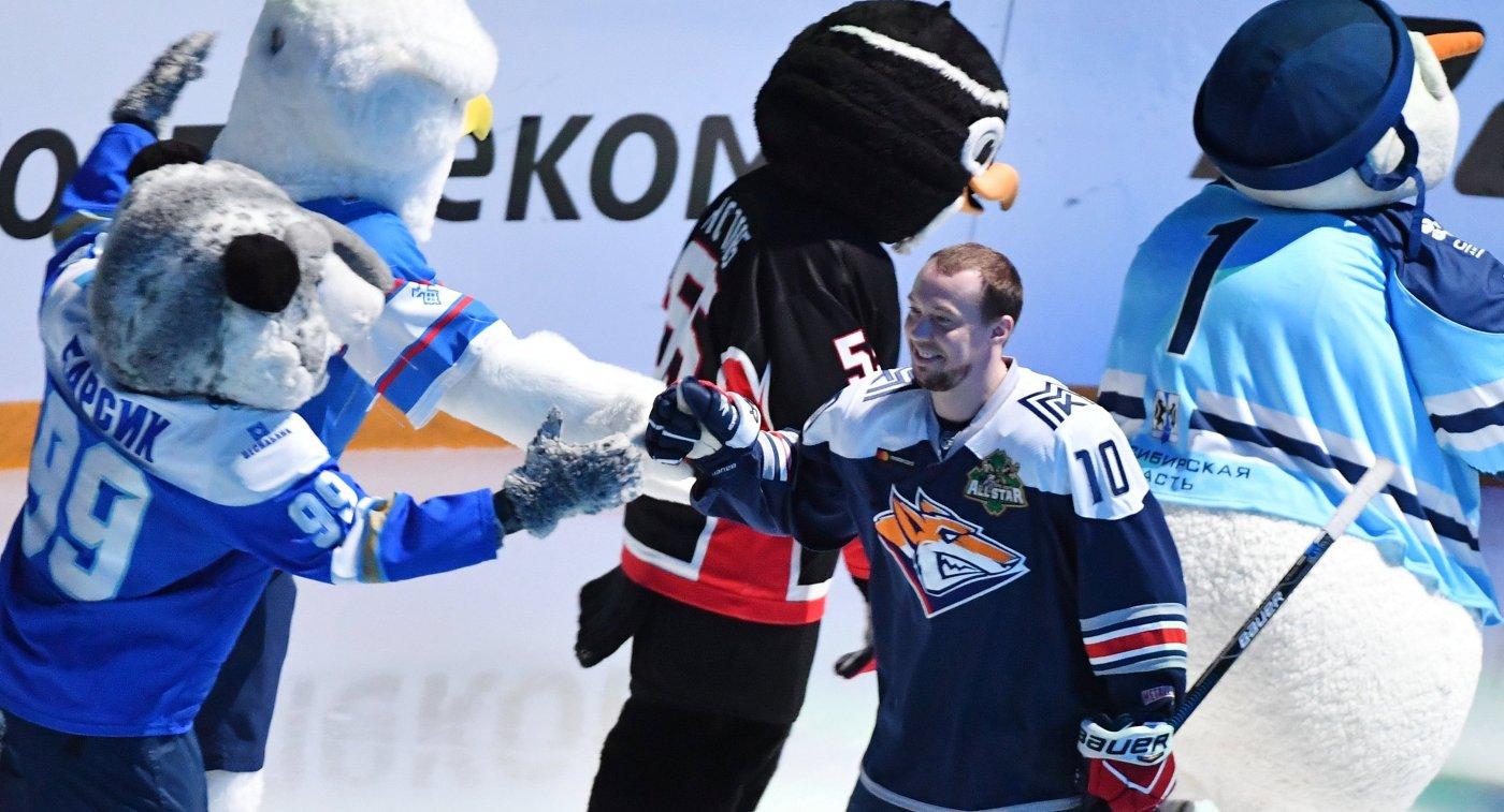 Дивизион Тарасова стал победителем Матча звезд КХЛ