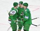 Хоккеисты команды Дивизиона Чернышева