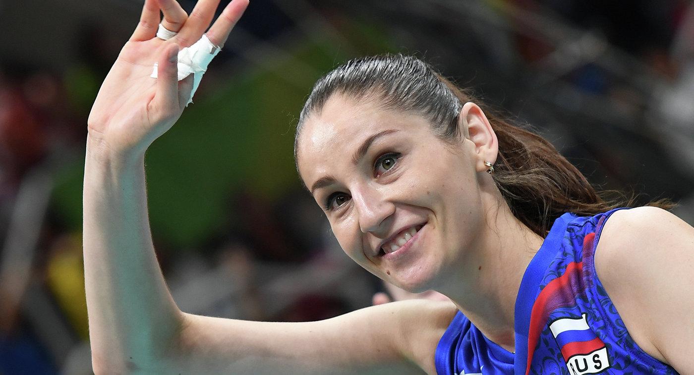 Кошелева: в этом году за сборную России не сыграю, пока я солдат запаса