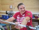 Чемпионка мира по тяжелой атлетике Татьяна Каширина