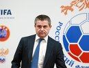 Глава комитета по безопасности и работе с болельщиками РФС Владимир Маркин