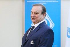 Председатель Всероссийского физкультурно-спортивного общества Динамо Владимир Стржалковский