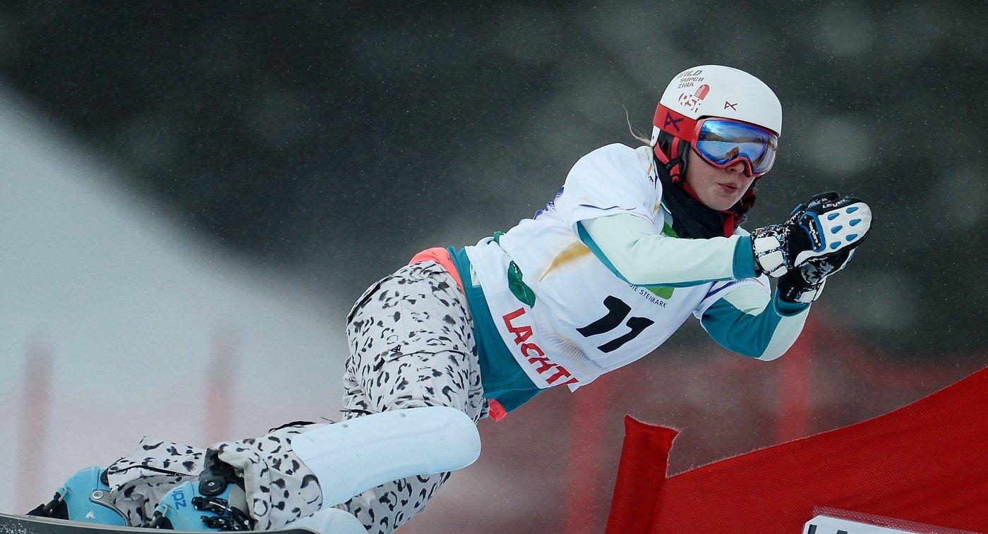 Русские сноубордисты завоевали «бронзу» наКубке мира вИталии