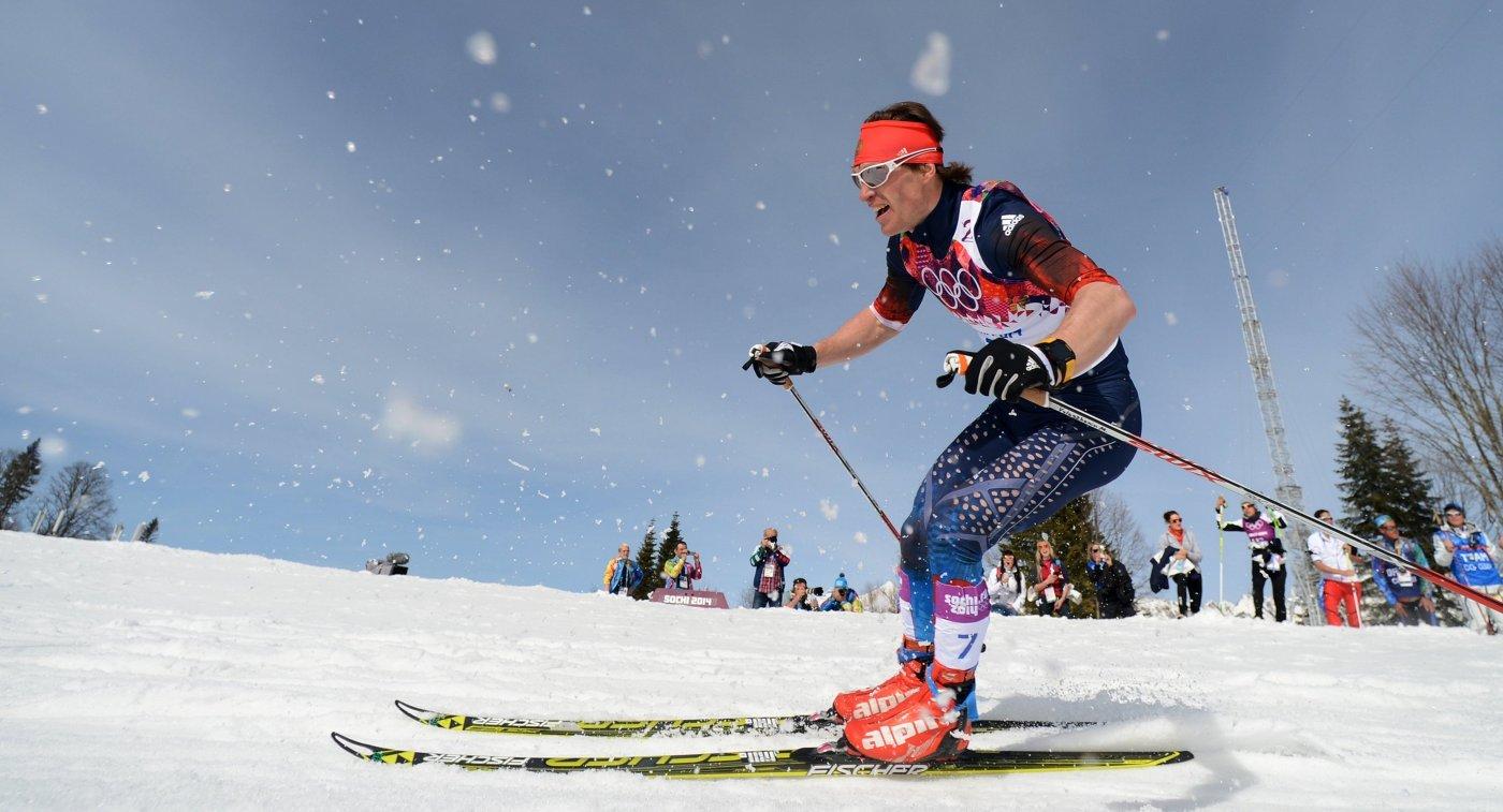 Русский лыжник Вылегжанин лишен наград Сочи-2014 задопинг