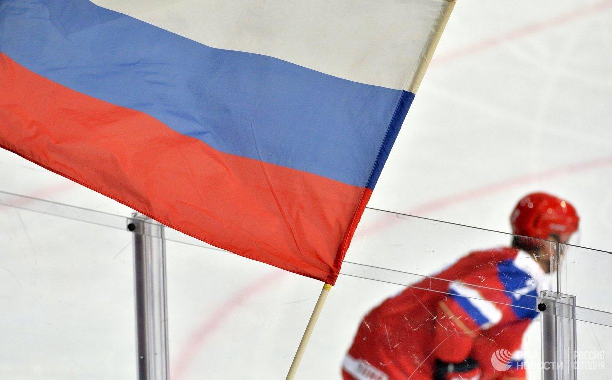 Молодежная сборная России победила сборную WHL в матче серии игр в Канаде