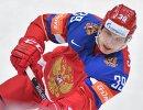 Нападающий сборной России Степан Санников