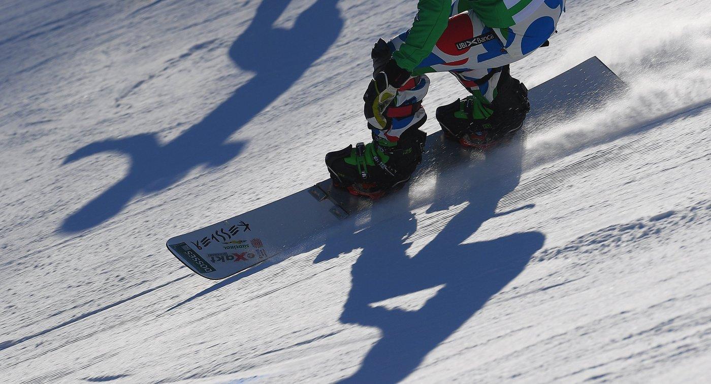 Русские сноубордисты получили рекомендацию ехать наОлимпиаду вКорею