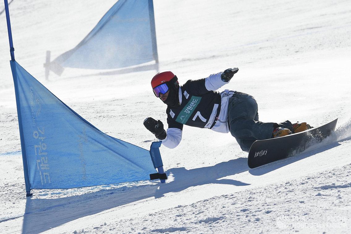 Соболев победил наэтапе Кубка мира посноуборду вИталии