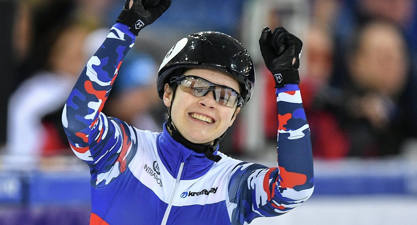 София Просвирнова