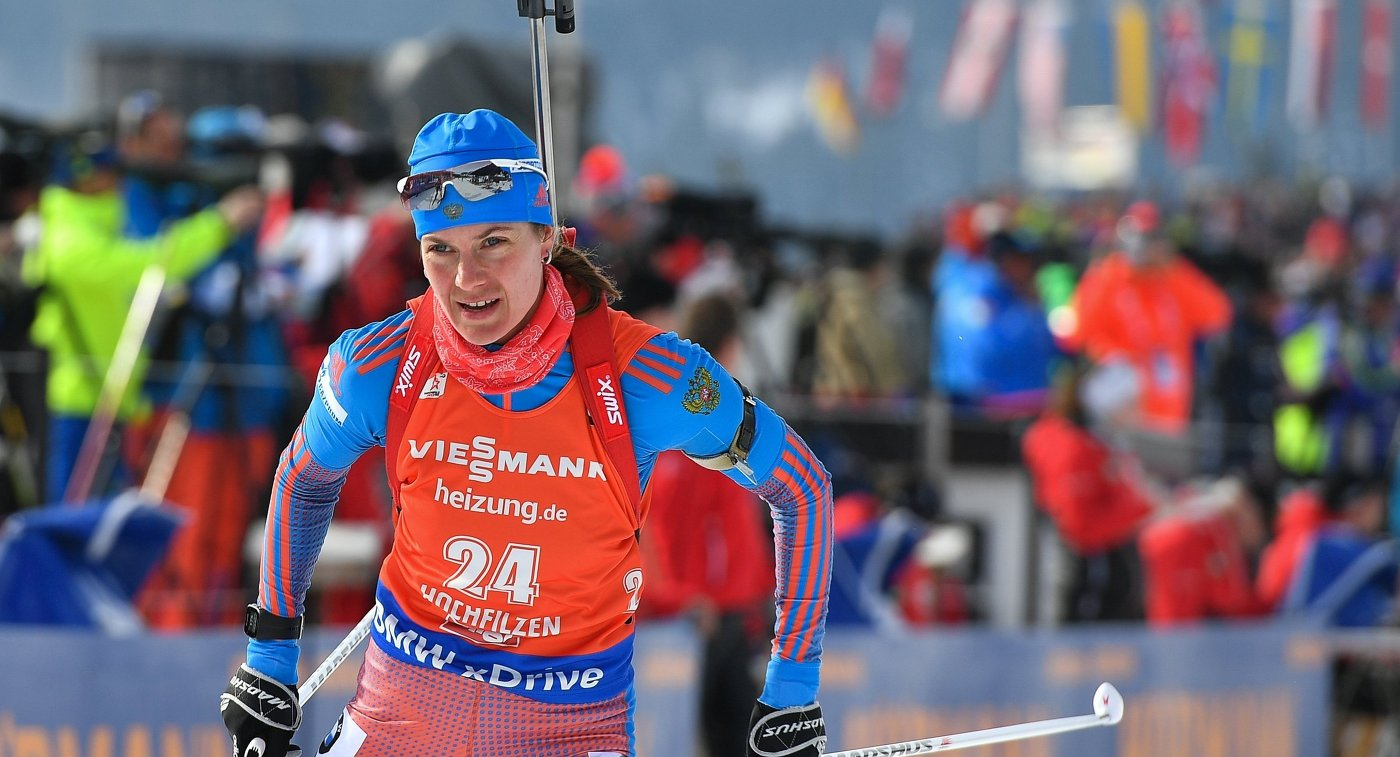 Ирина Старых (Россия)