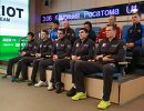 Боксеры команды Patriot Boxing Team