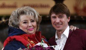 Татьяна Тарасова и Алексей Ягудин