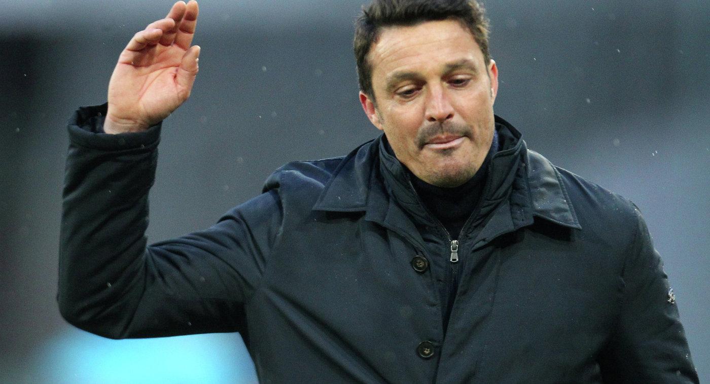 Массимо Оддо сменил Луиджи Дельнери напосту основного тренера футболистов «Удинезе»