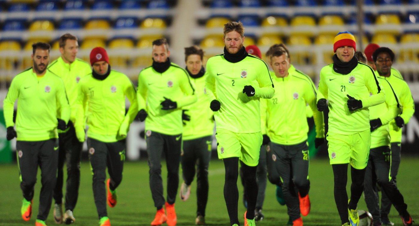 Игроки ФК Спарта