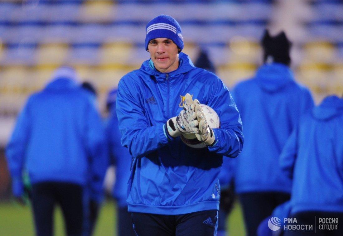 Тренировка ФК Ростов