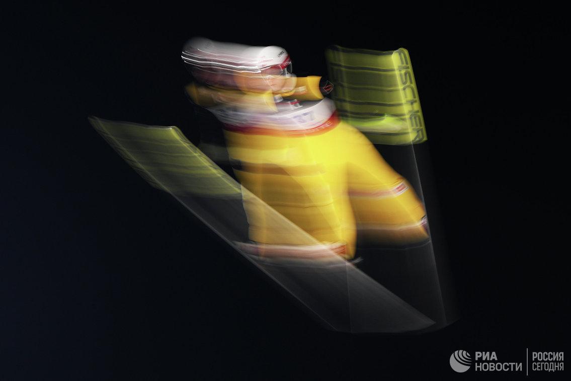 Нижегородский трамплинист Денис Корнилов прошел квалификацию Олимпиады вПхенчхане