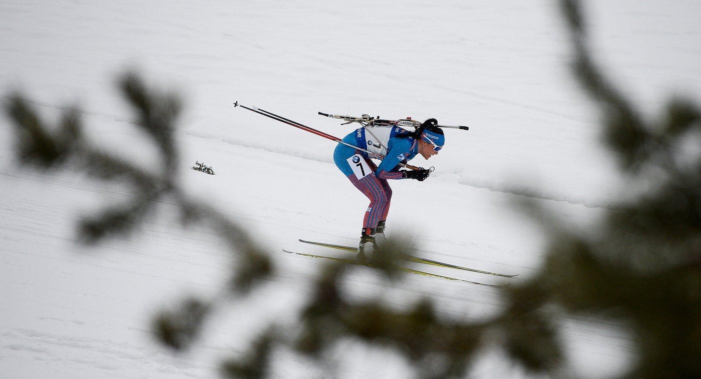 Русские биатлонистки вернули себе наивысшую квоту вКубке мира