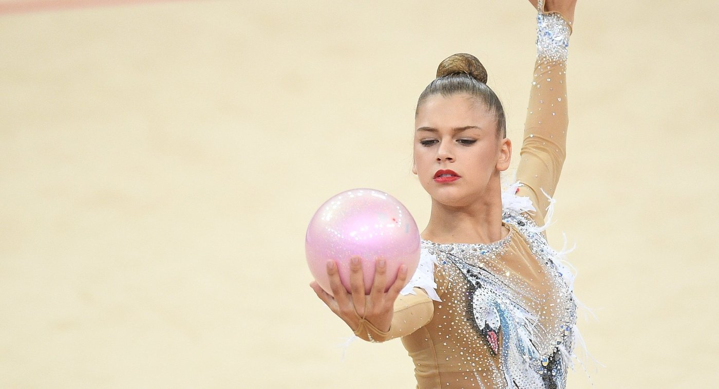 Гран при по художественной гимнастике в марбелье
