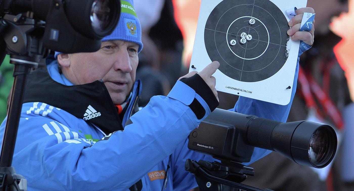 Тренер сборной Казахстана побиатлону назвал причину обыска вномерах членов команды