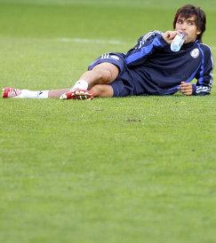 Пауло Феррейра в составе Челси, 2007 год